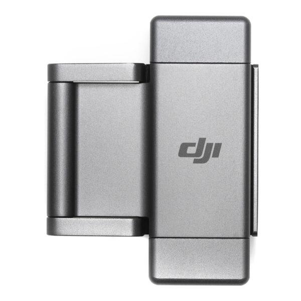 DJI Pocket 2 Phone Clip povezuje DJI Pocket 2 i Vaš mobilni telefon, kako bi veza izmedju telefona i kamere bila čvršća. Pruža praktično rešenje, a takođe nudi i navoj i shoe mount za kačenje dodatne opreme. DJI Pocket 2 Phone Clip podržava gotovo sve telefone
